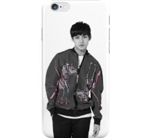 SEVENTEEN Mingyu iPhone Case/Skin