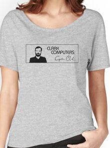 Clark Computers Women's Relaxed Fit T-Shirt