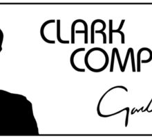 Clark Computers Sticker