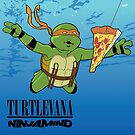 Turtlevana: Ninjamind by kentcribbs