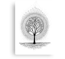 Aura Botanica 2 Canvas Print