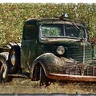 Ole Dodge & Apples by Frank Garciarubio
