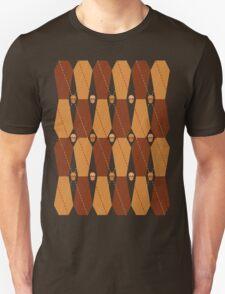 Coffin Plaid T-Shirt