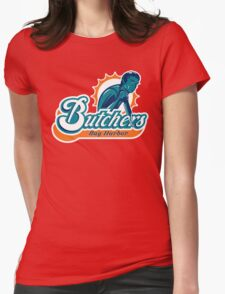 Bay Harbor Butchers Womens Fitted T-Shirt