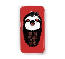 Evil Sloth Samsung Galaxy Case/Skin