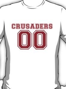 Crusader Jersery Replica - Red T-Shirt