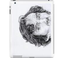 Sherlock is watching you... iPad Case/Skin