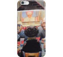 The Placebo Eaters iPhone Case/Skin