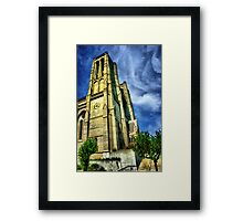 San Francisco Architecture Framed Print