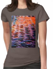 Feathers  Womens Fitted T-Shirt
