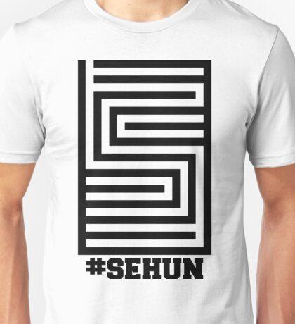 EXO Sehun 'Overdose' Logo Unisex T-Shirt