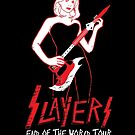 Slayers:End of the World Tour by kentcribbs