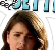 Season 5 Teen Wolf Greeting Cards [Malia] Sticker