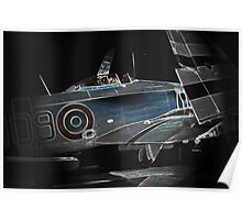 The Folding Aeroplane Poster