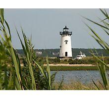 Edgartown Harbor Lighthouse Photographic Print