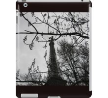 Eiffel tower  (Retro) -Paris iPad Case/Skin