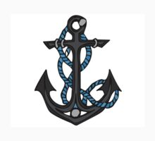seabound anchor One Piece - Short Sleeve