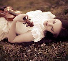 Violinist Dream by Reynandi Susanto