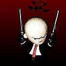 Agent 47 - Hitman by AndrewPS3Panda