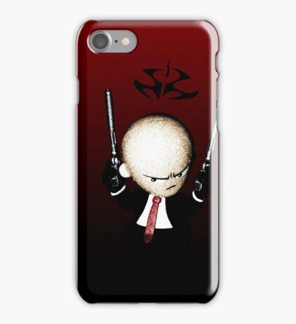 Agent 47 - Hitman iPhone Case/Skin