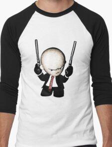 Agent 47 - Hitman Men's Baseball ¾ T-Shirt