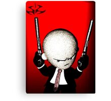 Agent 47 - Hitman Canvas Print