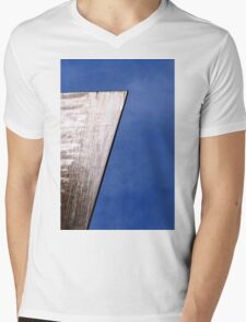 Lucky 7  Mens V-Neck T-Shirt