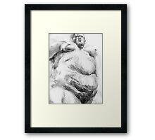 Big Mama (Saville Study) Framed Print