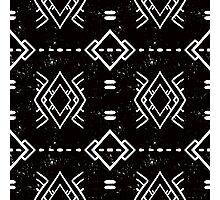 Navajo tribal ornament Photographic Print