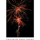 Chatham First Night Poster (Chatham, Cape Cod) by Christopher Seufert