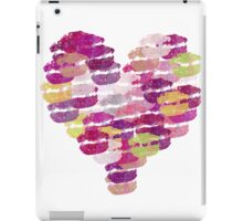 Heart of Kisses iPad Case/Skin