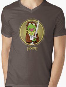The Hoppit Mens V-Neck T-Shirt