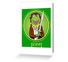 The Hoppit Greeting Card