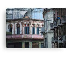 Aideu Cuba Canvas Print
