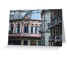 Aideu Cuba Greeting Card