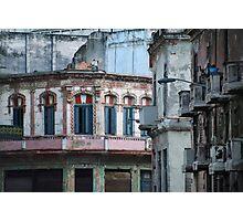 Aideu Cuba Photographic Print