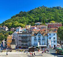 Sintra... Monte da Lua by terezadelpilar~ art & architecture