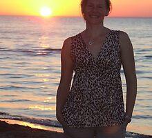 Sunset by Vesna *