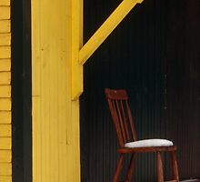Awaiting - Berwick, Nova Scotia by Harv Churchill