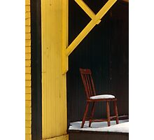 Awaiting - Berwick, Nova Scotia Photographic Print