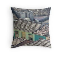 It all falls into place  Throw Pillow