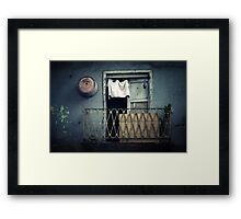 Never lose your soul  Framed Print
