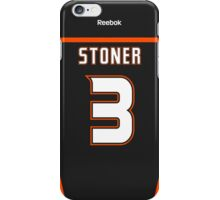 Anaheim Ducks Clayton Stoner Jersey Back Phone Case iPhone Case/Skin
