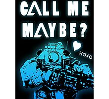 Titanfall: Call Me Maybe Photographic Print