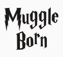 Muggle Born Kids Clothes