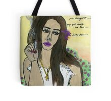 honeymoon. Tote Bag