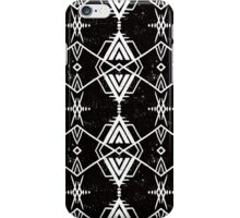 Ethnic pattern with Navajo motifs iPhone Case/Skin