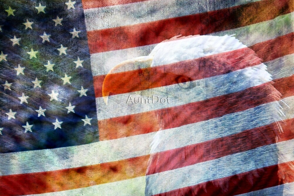 Let Freedom Ring! by AuntDot