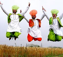 bhangra by satvinderbasra