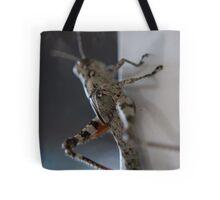 Military Grasshopper Tote Bag